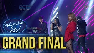 Video MARIA ft. JEVIN JULIAN - RISALAH HATI (Dewa) - Grand Final - Indonesian Idol 2018 MP3, 3GP, MP4, WEBM, AVI, FLV Oktober 2018