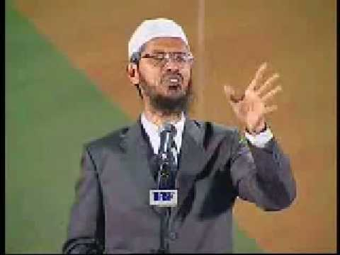 sunni - The Best Video Of Zakir Naik. Removing Misconceptions about Islam..