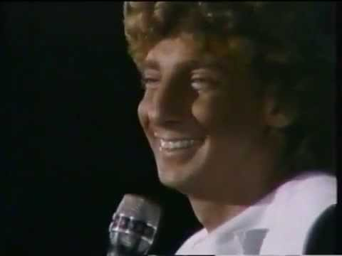 Barry Manilow - Lay me Down at Blenheim Palace 1983.