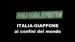 Promo - World Panda Expedition: Italia - Giappone