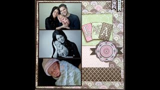 Here is a layout I did on my niece's baby Eva.Here is my blog post with the 1st page to this layout http://tracystreasures-tracy.blogspot.ca/2017/04/eva-layout.htmlHere is my blog post with the 2nd page of this layout http://tracystreasures-tracy.blogspot.ca/2017/04/evas-layoutpage-2.htmlHere is where you can find me :)My Blog :  http://tracystreasures-tracy.blogspot.caMy Facebook page : https://www.facebook.com/Tracys-Treasures-133597070051685/?fref=tsInstagram : https://www.instagram.com/tracylempiala/Pinterest : https://www.pinterest.com/tracystreasure/Music by Advina :https://advina.bandcamp.com