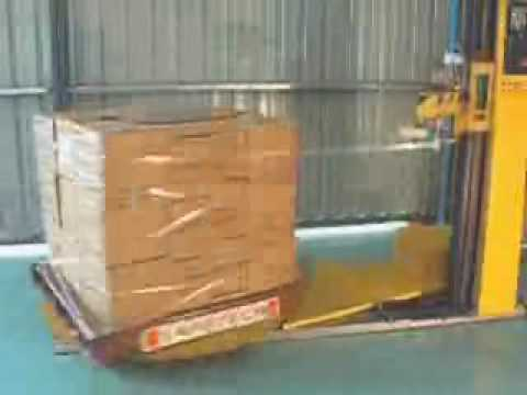 Stretch tape for pallet wrapping now more affordable Video Image