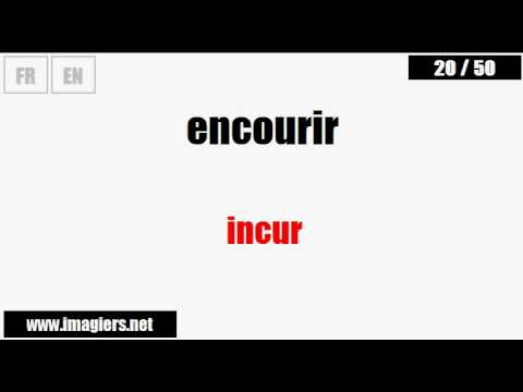 [French vocabulary] Business French #26