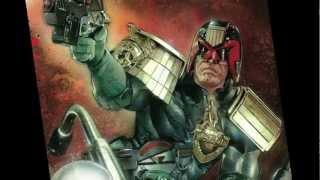 35 Years of Dredd Comic Art - Autres - JUDGE DREDD