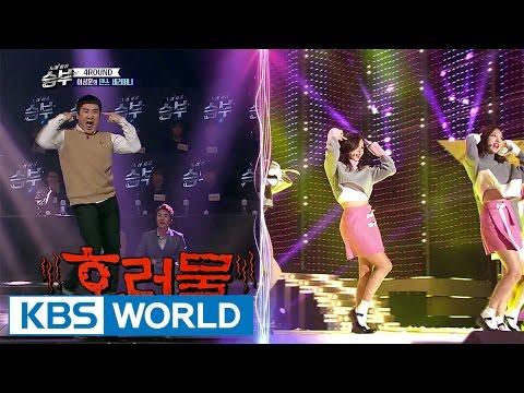 K-Pop cover dance that could astonish TWICE! [Singing Battle / 2017.03.22] (видео)
