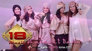 Video Super Girlies - Shalawat Badar (Official Audio) MP3, 3GP, MP4, WEBM, AVI, FLV September 2019