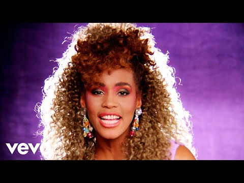 I Wanna Dance with Somebody- Whitney Houston