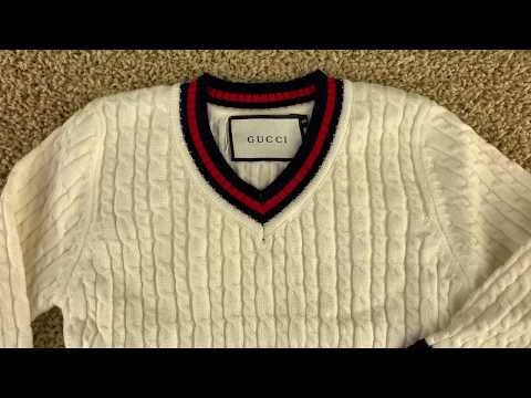 Детский мягкий теплый вязанный свитер видео