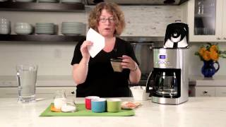 14 Cup Programmable Coffeemaker Demo Video Icon