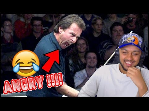 EARL STRICKLAND COULD NEVER GET ANGRY AT EFREN REYES REACTION