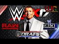 WWE 2k17 Universe Mode - Episode #1: The Draft