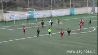 Preview video <strong>GINOSA-MOTTOLA 1-0 Ginosa vince ma non convince</strong>