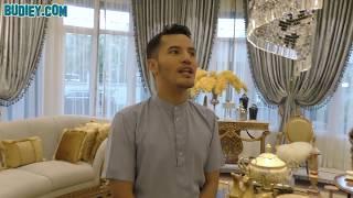 Aliff Syukri Ajak Media Round Jenguk Rumah Banglo Serba Mewah