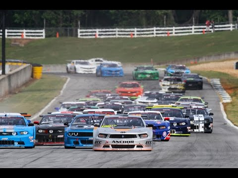 The Trans Am Series at Road Atlanta - The Foametix Muscle Car Challenge