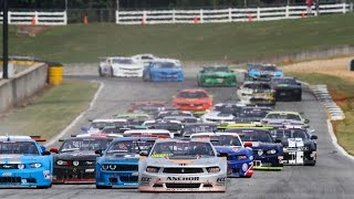 Round 3 - The Foametix Muscle Car Challenge at Road Atlanta on YouTube