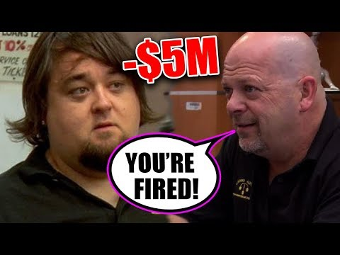 Pawn Stars Chumlee Makes The WORST PURCHASE EVER!