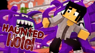 Haunted Hotel - ALIEN ABDUCTION! #32 | Minecraft Roleplay