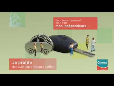 CMMA Assurance - Les avantages Jeunes Actifs