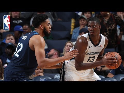 Video: Full Game Recap: Timberwolves vs Grizzlies | Wire To Wire Action In Memphis