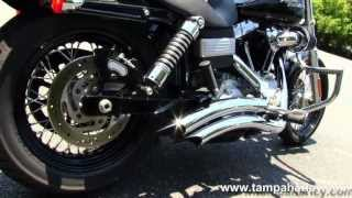 7. Used 2009 Harley-Davidson FXDB Dyna Street Bob with Vance & Hines Exhaust