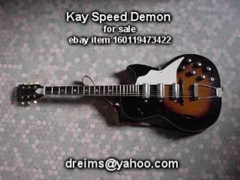 Kay Speed Demon