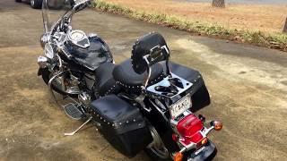 3. Suzuki C50T Boulevard Motorcycle Walk Around and Description