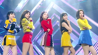 Video 《Comeback Special》 Red Velvet (레드벨벳) - Rookie @인기가요 Inkigayo 20170205 MP3, 3GP, MP4, WEBM, AVI, FLV Maret 2018