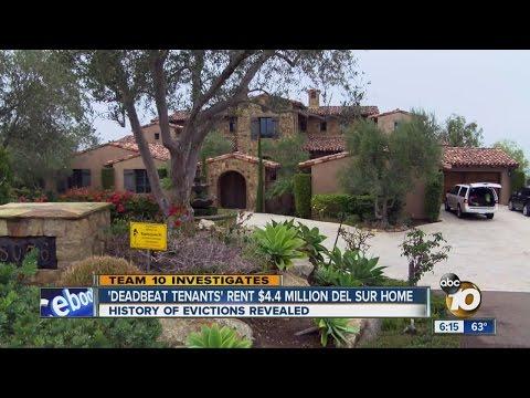 'Deadbeat tenants' rent $4 million home