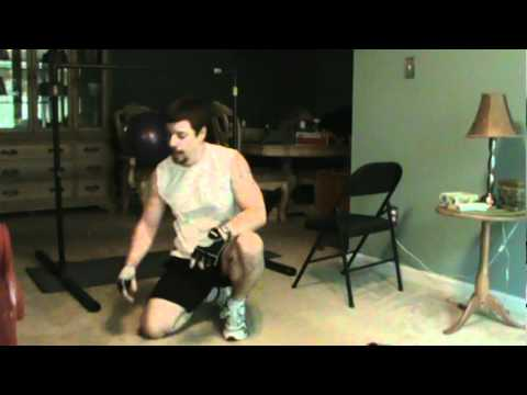 P90X Chest & Back Part 1