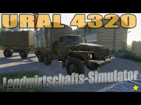 URAL 4320 v1.0.0.0