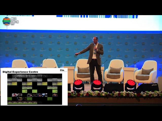 1. Panel Antoni Vives, Barselona Kentsel Dönüşüm Ajansı, CEO (30 Kasım 2017)