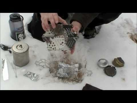 Honey Stove - The Bee's Knees of Backpacking Stoves