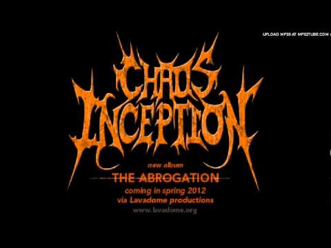 Chaos Inception - Phalanx (The Tip Of The Spear) online metal music video by CHAOS INCEPTION