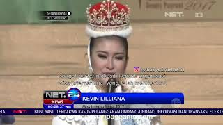 Video Kevin Liliana Dari Indonesia Menjadi Miss International 2017 NET24 MP3, 3GP, MP4, WEBM, AVI, FLV Maret 2018