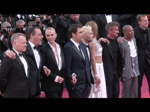 Sean Penn, Charlize Theron And More Attend The Premiere Of The Last Face At The Cannes Film Festival