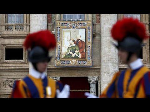 Βατικανό: Για πρώτη φορά αγιοποίησαν παντρεμένο ζευγάρι!