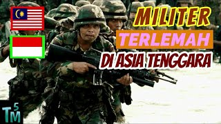 Video TAK DISANGKA, Inilah 5 Militer Terlemah di Asia Tenggara! MP3, 3GP, MP4, WEBM, AVI, FLV April 2019