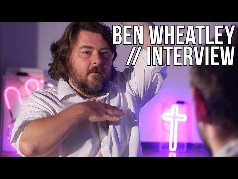 Ben Wheatley Interview (A Field in England) - The Seventh Art