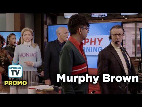 "Murphy Brown 11x12 Promo ""AWOL"""