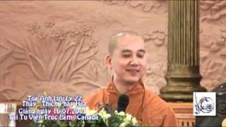 Kinh Dược Sư - Tỏa Ánh Lưu Ly 22 - Thầy. Thích Pháp Hòa
