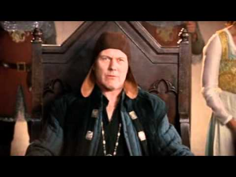 Merlin Season 3 - Farting Council Chambers