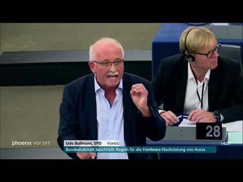 EU-Parlament: Eklat um