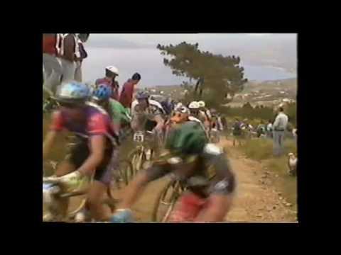 Coppa Del Mondo MTB - Capoliveri 25 Aprile 1994 - Giampiero Mocali