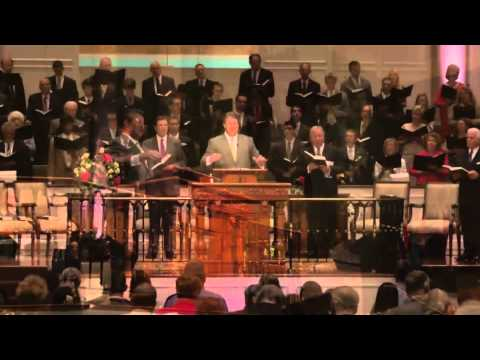 To God Be the Glory - Congregational Hymn  of Temple Baptist Church