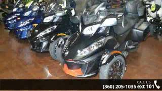 4. 2016 Can-Am SPYDER RT-S Special Series  - Pro Caliber - V...