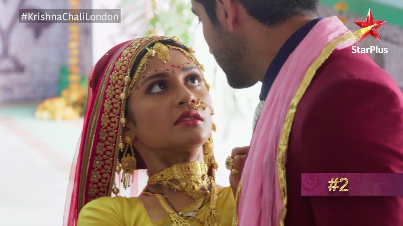 Krishna Chali London | Simply Radhe Krishna Moments