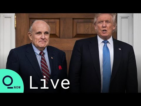 LIVE: Trump, Giuliani to Join Public Hearing on Voter Fraud Claims in Gettysburg, Pennsylvania