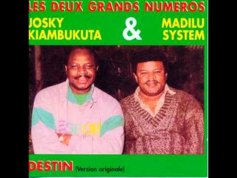 Josky Kiambukuta et bana ok - Baby ( grand succs )_