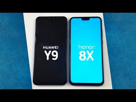 Huawei Y9 (2019) Vs Honor 8x Speed Test | Camera Comparison | Techtag