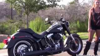 5. New 2015 Harley Davidson Fat Boy Lo Motorcycles for sale